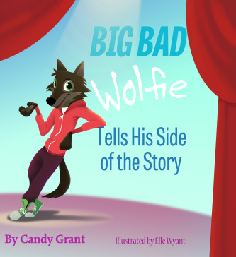 image of cover of book titled big bad wolf tells his side of the story