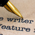 fountain pen writer author book blog
