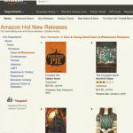 image showing 2018 release of Pumpkin Pie debuting at #1 on Amazon
